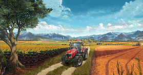 Farming Simulator 17 Collector's Edition screen shot 7