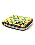 Pokemon Wallet All Over Pikachu new Official Zip yellow screen shot 1