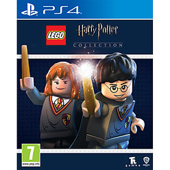 LEGO Harry Potter Collection PS4 Cover Art
