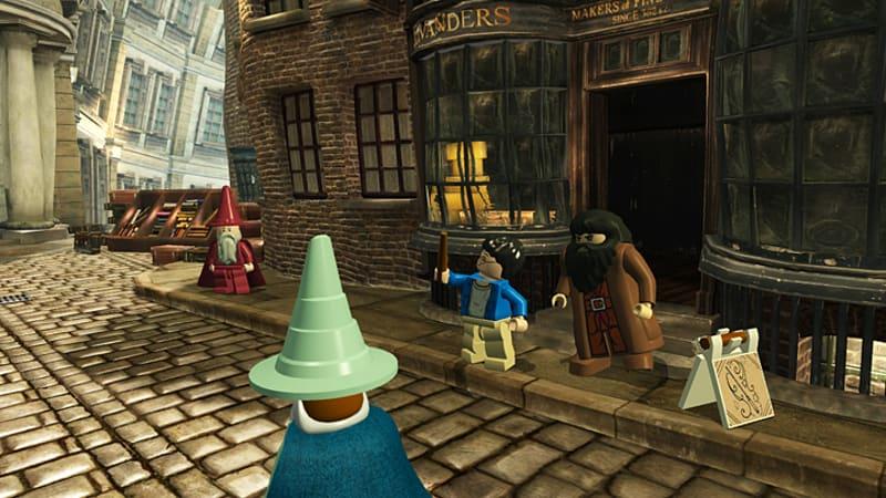 Lego Harry Potter Collection Скачать Игру - фото 8