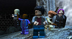 LEGO Harry Potter Collection screen shot 1