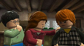 LEGO Harry Potter Collection screen shot 3