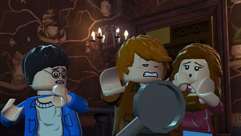 Lego Harry Potter Collection Скачать Игру - фото 3