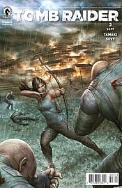 TOMB RAIDER II #3 Dark Horse Comics Books