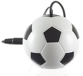 Kitsound Mini Buddy Football Speaker Multi Format and Universal