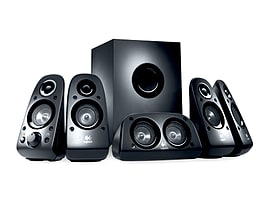 Logitech Surround Sound Speaker Z506 UK Multi Format and Universal