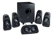 Logitech Surround Sound Speaker Z506 UK screen shot 1