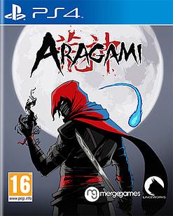 Aragami PS4 Cover Art