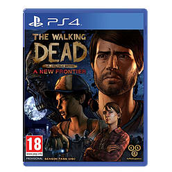 The Walking Dead - The Telltale Series: A New Frontier PS4 Cover Art