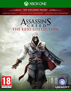 Assassin's Creed The Ezio Collection XBOX ONE Cover Art
