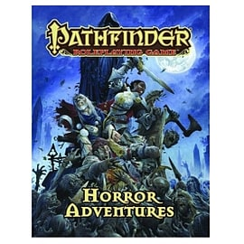 Pathfinder Roleplaying Game Horror Adventures Books