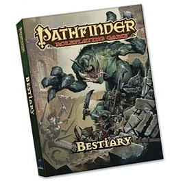 Pathfinder Roleplaying Game Bestiary (Pocket Edition) Books