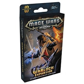 Mage Wars Academy 2013 Warlock Expansion Traditional Games