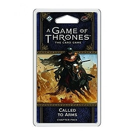 A Game of Thrones The Card Game (Second Edition) - Called to Arms Traditional Games