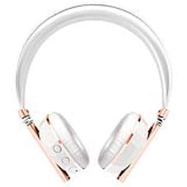 Caeden Linea NA°10 - Bluetooth Headphone - Ceramic/Rose Gold Multi Format and Universal