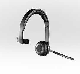 Logitech Wireless Headset Mono H820e Multi Format and Universal