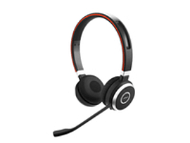 GN Netcom JABRA EVOLVE 65 MS STEREO HD AUDIO MICROSOFT CERTIFIED IN Multi Format and Universal