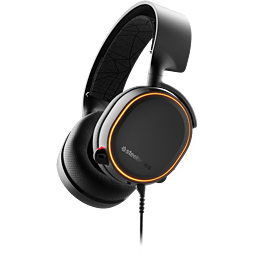 SteelSeries Arctis 5 Gaming Headset - Black Accessories