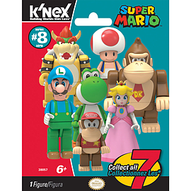 K'Nex Super Mario Mystery Bags Series 8 Blocks and Bricks