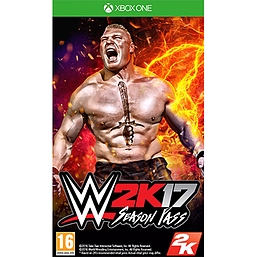 WWE 2K17: Season Pass XBOX ONE Cover Art
