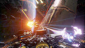 EVE: Valkyrie screen shot 2
