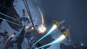 EVE: Valkyrie screen shot 3