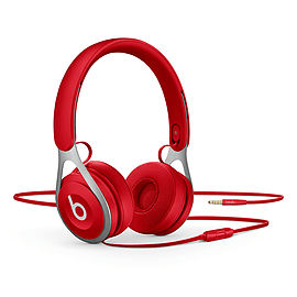 Apple Beats by Dre EP On-Ear Headphones - Red Multi Format and Universal