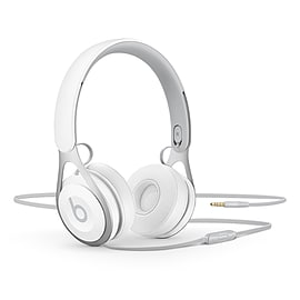 Apple Beats by Dre EP On-Ear Headphones - White Multi Format and Universal