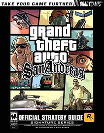Grand Theft Auto:San Andreas? Official Strategy Guide (Signature) Books