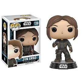 Star Wars: Rogue 1 Pop! Vinyl - Jyn Erson Scaled Models