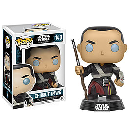 Star Wars: Rogue 1 Pop! Vinyl - Chirrut Imwe Scaled Models