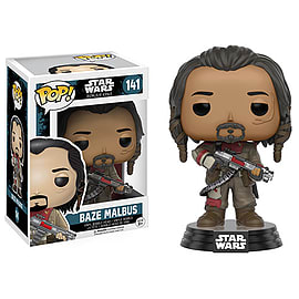 Star Wars: Rogue 1 Pop! Vinyl - Baze Malbus Scaled Models