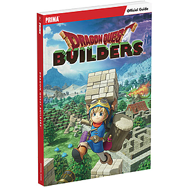 Dragon Quest Builders – Strategy Guide Books