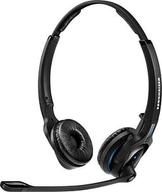 Sennheiser MB Pro 2 - Headset - on-ear - wireless - Bluetooth Multi Format and Universal