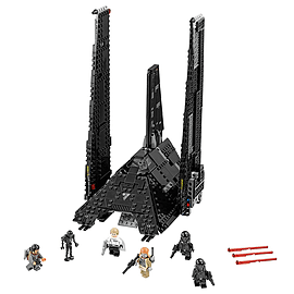 Lego Star Wars Krennic's Imperial Shuttle Blocks and Bricks