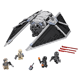 Lego Star Wars TIE Striker Blocks and Bricks