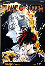 Flame of Recca: v. 17 (Flame of Recca) Books
