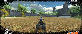 ATV Renegades screen shot 1
