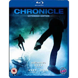 Chronicle: Extended Edition Blu-ray Blu-ray