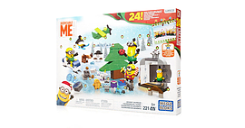 Despicable Me Minions Movie Advent Calendar Books