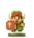 Zelda Collection amiibo: 8-bit Link screen shot 1