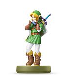 Zelda Collection amiibo: Link Ocarina screen shot 1