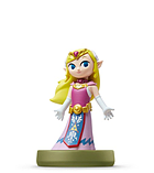 Zelda Collection amiibo: Zelda The Windwaker screen shot 1