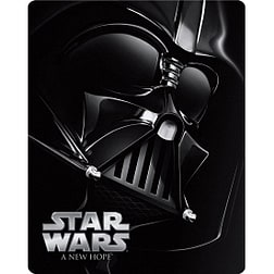 Star Wars: A New Hope Episode 4 Steel Book Blu-Ray Blu-ray