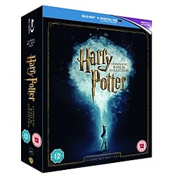 Harry Potter - Complete 8-Film Collection (2016 Edition) Blu-ray Blu-ray