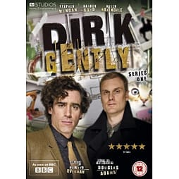 Dirk Gently Series 1 DVD DVD