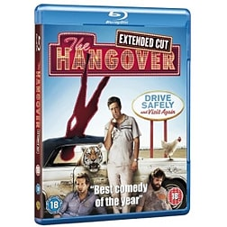 The Hangover (Extended Cut) Blu-ray Blu-ray