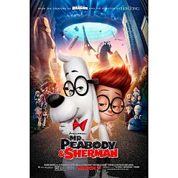 Mr. Peabody And The Sherman 3D Blu-ray Blu-ray