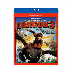 How to Train Your Dragon 2 Blu-ray 3D + Blu-ray Blu-ray