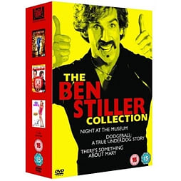 Ben Stiller Collection DVD DVD